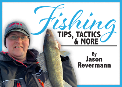Ice fishing tip: Stuck in one spot? Call the fish to you!