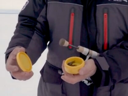 Ice Fishing Gear for Hole Hopping [Video]