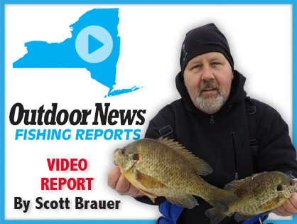 New York Fishing Report – Feb. 17, 2020 [video]