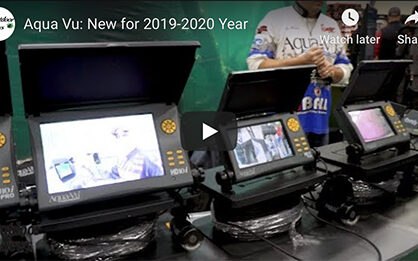 Aqua-Vu: What's new for 2019-20 [video]