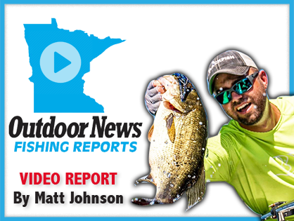 Twin Cities Area Fishing Report – April 11, 2021 [video]