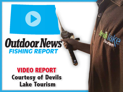North Dakota Fishing Report – February 19, 2021 [video]
