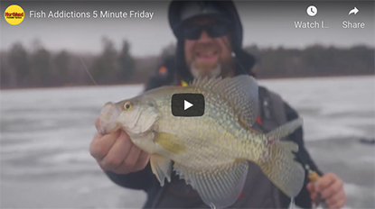 Fishing a cold front [video]